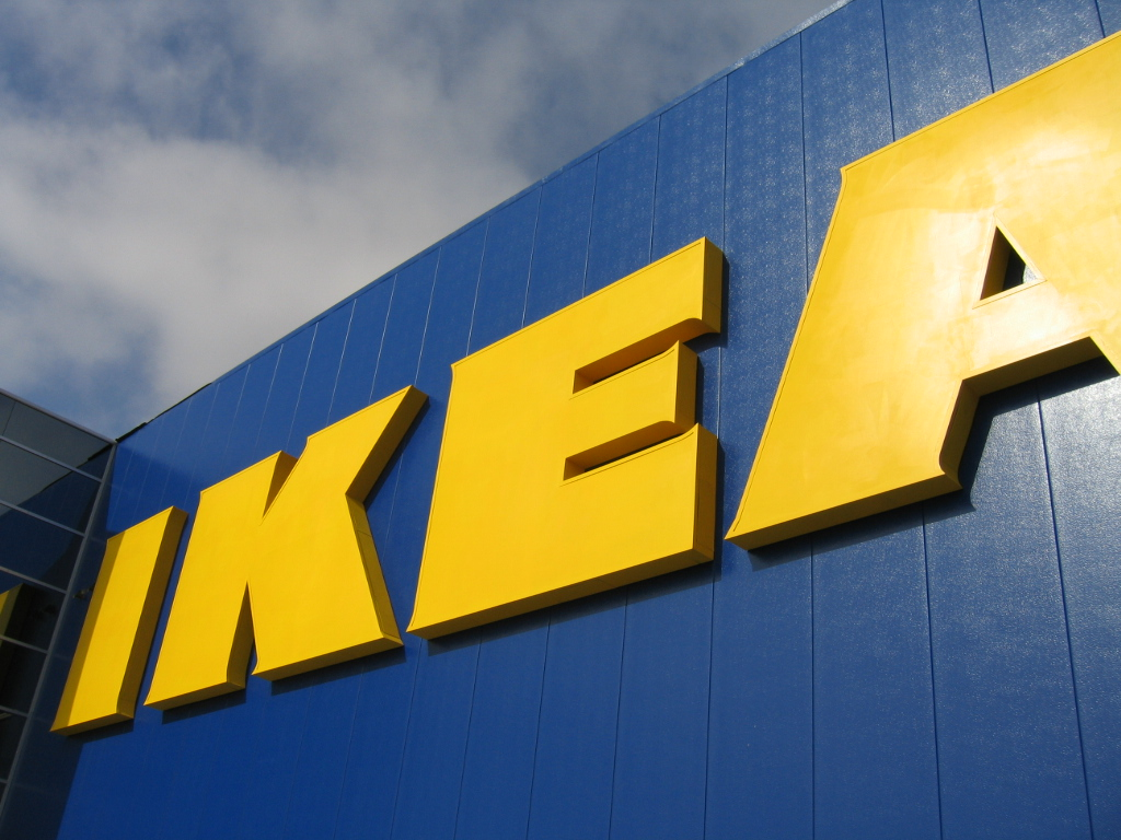 La marque suédoise IKEA