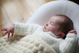 couverture bebe bio
