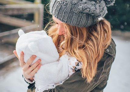 vacances à la montagne avec bébé